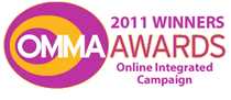 TargetCast tcm wins the 2011 OMMA Award